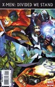 X-Men Divided We Stand Comics
